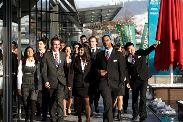 Hội thảo du học Thụy Sĩ: Thực tập hưởng lương cùng trường BHMS